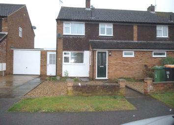 Thumbnail 3 bed terraced house to rent in Atterbury Avenue, Leighton Buzzard