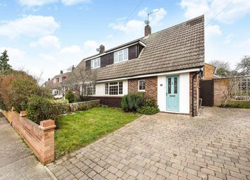 Thumbnail 3 bed semi-detached house for sale in Briar Road, Shepperton