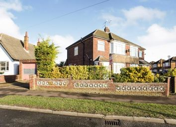 Thumbnail 3 bed semi-detached house for sale in Leafields, Houghton Regis, Dunstable, Bedfordshire