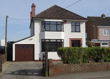 Thumbnail 4 bed detached house for sale in Watleys End Road, Winterbourne, Bristol