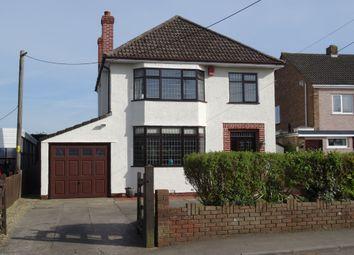 Thumbnail 4 bedroom detached house for sale in Watleys End Road, Winterbourne, Bristol
