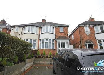 Thumbnail 3 bed semi-detached house to rent in Camp Lane, Handsworth