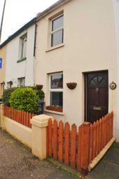 Thumbnail 2 bed terraced house to rent in Cross Street, Broadwater, Worthing