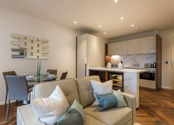 Thumbnail 1 bed flat to rent in New Union Square, Nine Elms Lane