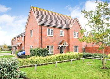 Thumbnail 3 bed detached house for sale in Canberra Road, Shortstown, Bedford, Bedfordshire