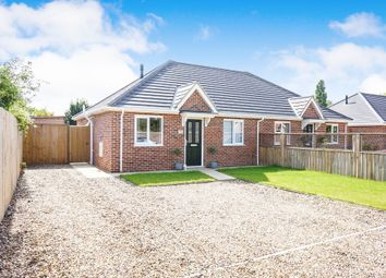 Thumbnail 2 bed detached bungalow for sale in Loddon Road, Ditchingham, Bungay