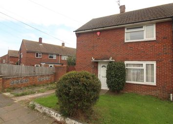 Thumbnail 3 bed end terrace house for sale in Marsden Road, Eastbourne