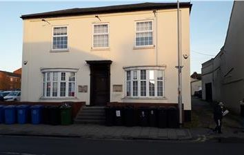 Thumbnail Office for sale in 1 London Road, Kettering, Northamptonshire