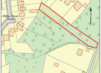 Thumbnail Land for sale in Land Willow Wood Road, Meopham, Gravesend, Kent