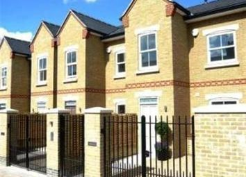 Thumbnail 3 bed property to rent in Brackley Terrace, London