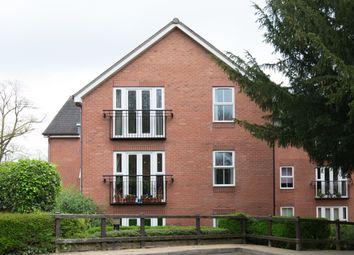 Thumbnail 1 bed flat for sale in Romani Close, Warwick