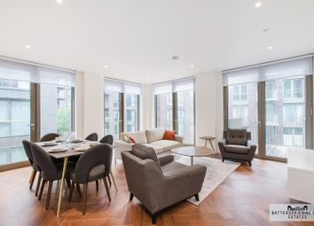New Union Square, London SW11. 2 bed flat for sale