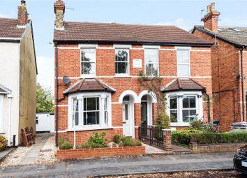 Thumbnail 3 bedroom semi-detached house for sale in Stepgates, Chertsey, Surrey