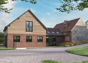 Thumbnail 4 bed detached house for sale in Off Shrewsbury Road, All Stretton