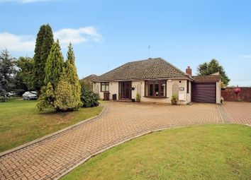 Thumbnail 4 bed detached bungalow for sale in Canterbury Road, Kennington, Ashford