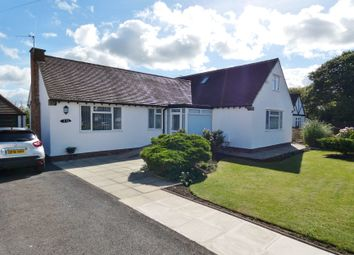 Thumbnail 4 bed detached bungalow for sale in Pine Road, Heswall, Wirral
