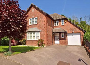 Thumbnail 4 bed detached house for sale in Hillcrest View, Basildon, Essex
