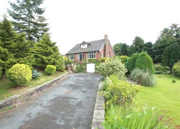 Thumbnail 3 bed detached house for sale in Park Lane, Knypersley, Stoke-On-Trent