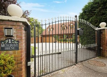 Thumbnail 5 bed detached house for sale in Musgrave Close, Hadley Wood, Hertfordshire