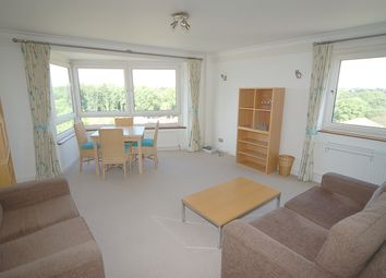Thumbnail 2 bed flat to rent in Hamble Court, Broom Park, Teddington