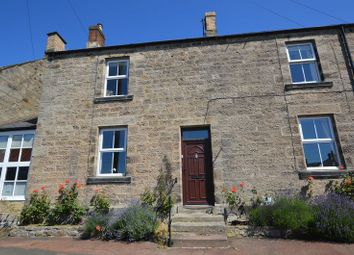 Thumbnail 2 bed terraced house for sale in Front Street, Glanton, Northumberland