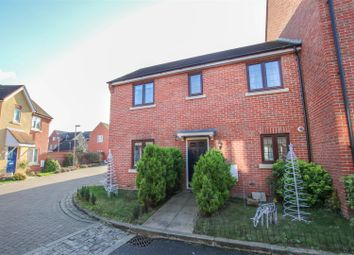 Thumbnail 3 bed end terrace house for sale in Clivedon Way, Aylesbury