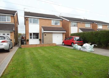 Thumbnail 3 bed detached house for sale in St Pauls Close, Farington Moss, Leyland