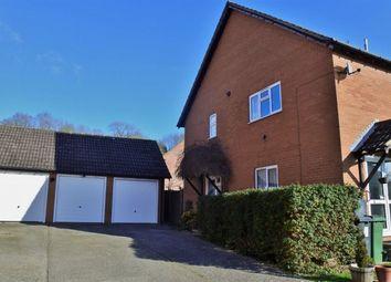Thumbnail 1 bedroom property to rent in Dewpond Walk, Lychpit, Basingstoke
