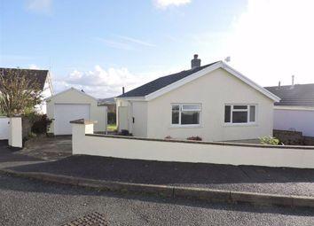 Thumbnail 2 bed detached bungalow for sale in Clos Y Bigney, Fishguard