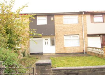 Thumbnail 3 bedroom town house to rent in Stonedale Crescent, Liverpool