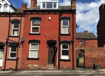 Thumbnail 2 bed terraced house to rent in Zetland Place, Leeds