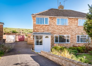 Thumbnail 3 bed semi-detached house for sale in Merston Close, Brighton