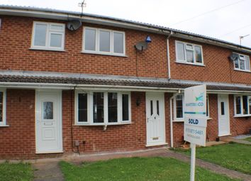 Thumbnail 2 bed town house to rent in Maori Avenue, Hucknall, Nottingham