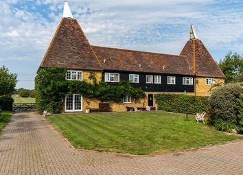 Thumbnail Semi-detached house for sale in Broomhill Oast, Hansletts Lane, Ospringe