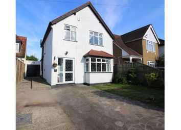 Thumbnail 3 bed detached house for sale in Watersplash Road, Shepperton