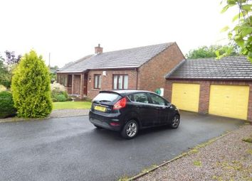Thumbnail 3 bed detached bungalow for sale in Broomrigg Crescent, Ainstable, Carlisle
