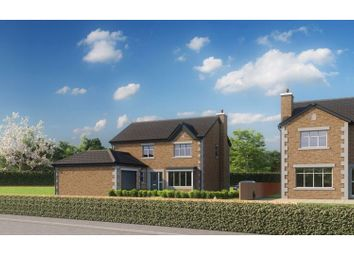 Thumbnail 4 bed detached house for sale in Plot 7 Aiken Meadow Scotforth Road, Lancaster