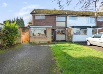 Thumbnail 3 bed end terrace house for sale in Cornyx Lane, Solihull, West Midlands