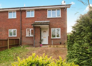 Thumbnail 1 bed property for sale in Foxes Drive, Cheshunt, Waltham Cross