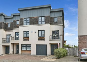 Thumbnail 5 bed town house for sale in 4 Kingsburgh Crescent, Edinburgh