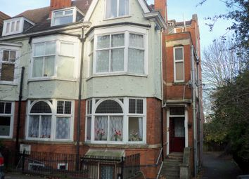 Thumbnail 1 bed flat to rent in 296 London Road, Leicester