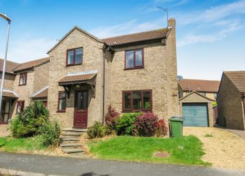 Thumbnail 3 bedroom detached house to rent in Grove Way, Bury, Ramsey, Huntingdon
