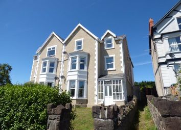 Thumbnail 2 bed flat for sale in York Court, York Road, Deganwy, Conwy