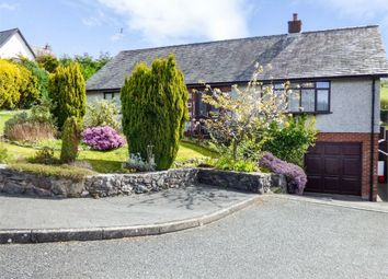 Thumbnail 3 bed detached bungalow for sale in Bryn Elwern, Gwyddelwern, Corwen, Denbighshire