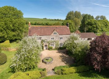 Thumbnail 5 bed detached house for sale in Kingston Deverill, Warminster, Wiltshire