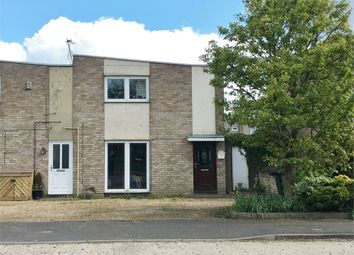 Thumbnail 3 bed end terrace house for sale in Fotheringhay Road, Corby, Northamptonshire