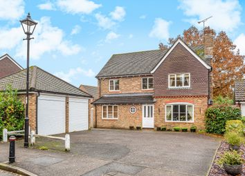 Thumbnail 4 bedroom detached house to rent in Turnpike Way, Ashington, Pulborough