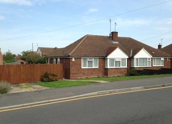 Thumbnail 2 bed bungalow to rent in Staveley Road, Luton