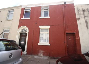 Thumbnail 3 bed terraced house for sale in Frenchwood Street, Preston