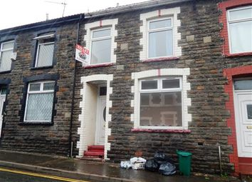 Thumbnail 3 bed terraced house to rent in Ynyscynon Road, Tonypandy